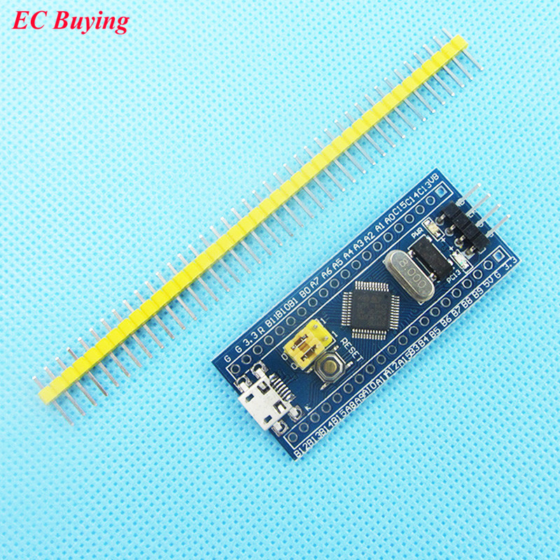 1 pices STM32F103C8T6 ARM STM32 Minimum System Development Board Module For arduino Sensing Evaluation for Skiller