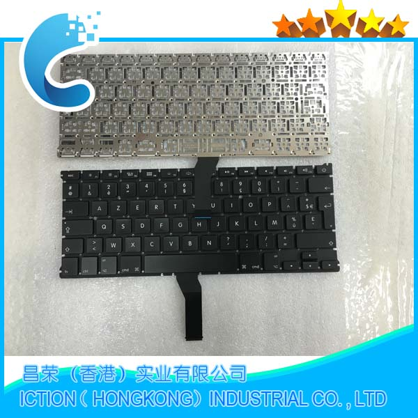 new fr french clavier keyboard for apple macbook air a1369. Black Bedroom Furniture Sets. Home Design Ideas