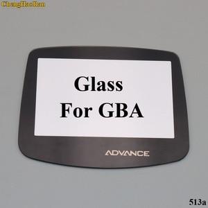 Image 3 - Plastikowa soczewka szklana do GBC GBA do szkła ekranu i soczewek do Gameboy Advance kolorowa osłona obiektywu W/Adhensive