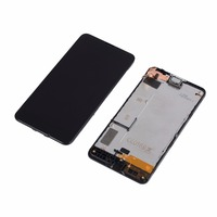 For Nokia Lumia 630 LCD Touch Screen Middle Frame For Nokia 635 LCD Digitizer Touch Screen