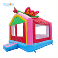 YARD factory butterfly jumper castle inflatable bounce house with blowers