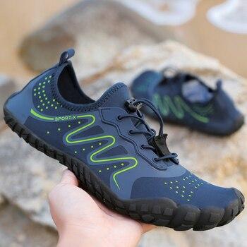 Agua Tenis Sandalias Masculino Natación Secado Arriba Zapatos 2019 De Nuevo Playa Para Aguas Rápido Hombre IyY7vb6fg