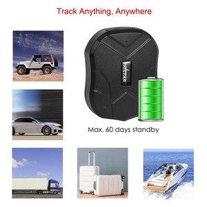 Image 5 - 3G GPS Tracker Car 60 Day Standby TKSTAR TK905 GPS Locator Car Waterproof Magnet Tracker GPS Car Voice Monitor Geofence FREEAPP