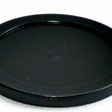 """1 шт. черный воздушный хоккейный стол толкатель шайба 75 мм 2,9"""" GoalieSt 6 мм толщина высокое качество 68"""