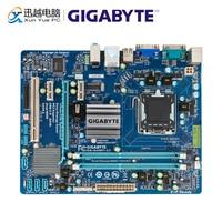 Gigabyte GA G41MT S2 Desktop Motherboard G41MT S2 G41 Sockel LGA 775 Für Core 2 DDR3 8G Micro ATX Original Verwendet mainboard-in Motherboards aus Computer und Büro bei