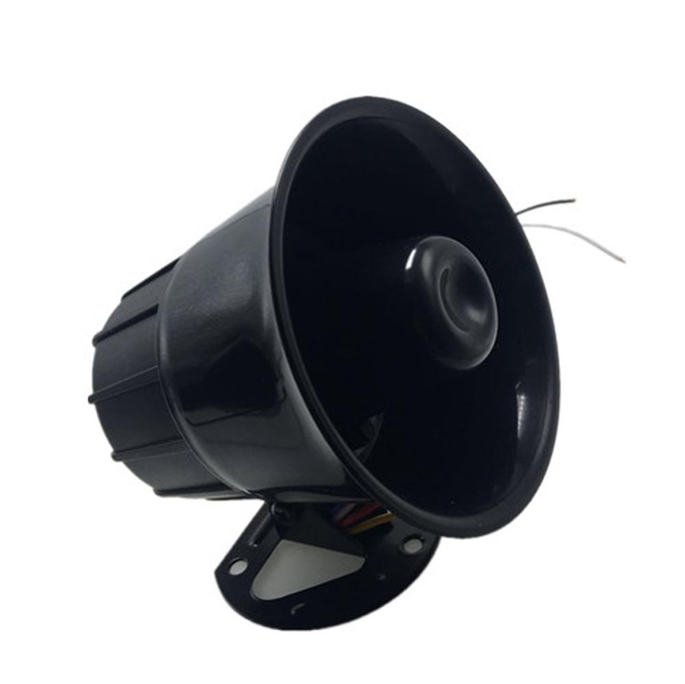 108db 12V 24V 36V Revere Backup Warning Turn Left Turn Right Reverse Alarm Beeper Reverse Speaker horn 5wire Three in one Horn in Multi tone Claxon Horns from Automobiles Motorcycles