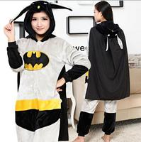 Batman maskotlar kombinezonlar Cadılar Bayramı Kostüm kostümleri erkekler kadınlar için Pooh Kigurumi Pijama Hayvan Cosplay Kıyafet Yetişkin Hayvan