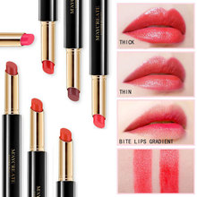 1Pcs Matte Lipstick Long lasting nude Lipsticks set popular colors waterproof Lip Stick
