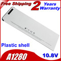 """JIGU For Apple MacBook 13"""" A1278 4800mAh A1280 Laptop Battery For MacBook 13"""" A1280 MB771 MB466*/A Plastic shell"""