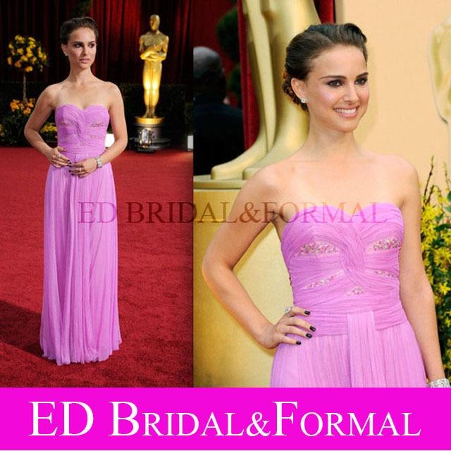 Online Buy Wholesale natalie portman dress from China natalie ...