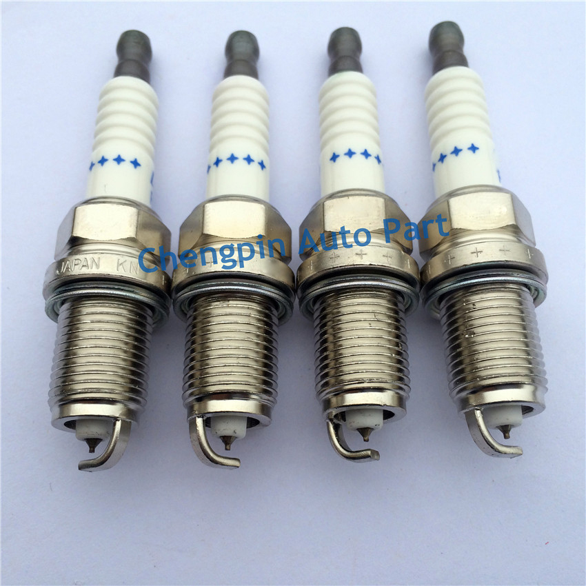 4pcs lot Auto Parts Iridium Spark Plug Brand New OEM 90919 01178 9091901178 Car Candle