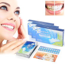14Pairs/28 Pcs 3D Teeth Whitening Gel Strips Dental Bleaching Oral Hygiene Care Tools whitening paste For