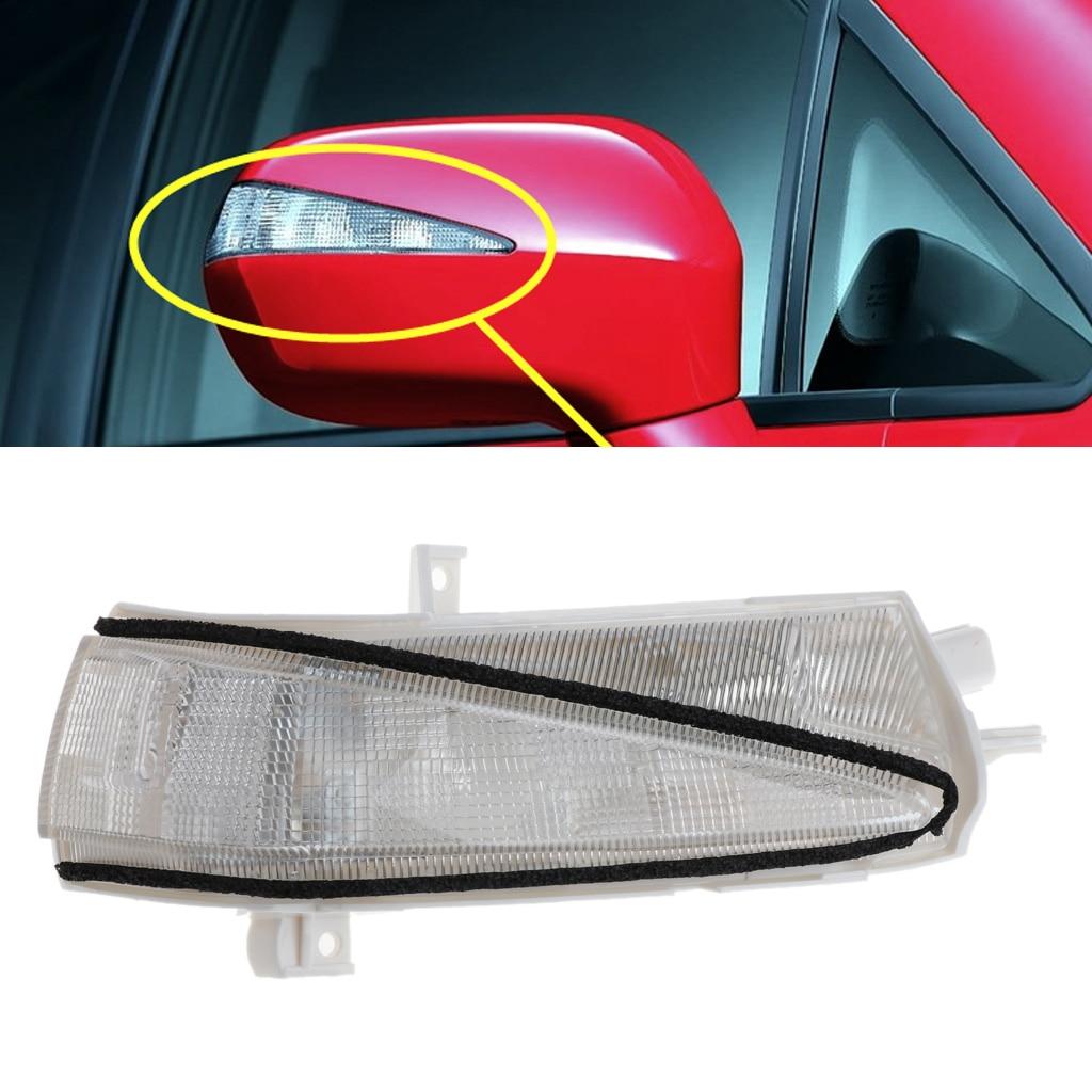 Luz intermitente LED para espejo retrovisor izquierdo para Honda Civic FA1 2006 2011