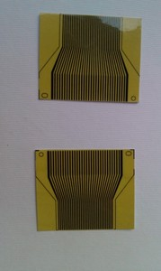 Image 2 - FINETRIP – connecteur LCD plat pour réparation Pixel instrument VW Fox, 5 pièces, câble de ruban de tableau de bord