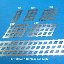 E bike batterie au lithium nickel ceinture pour HaiLong case support de batterie 18650 batterie nickel plaque jeu de barres cellule entraxe espacement 19.2mm