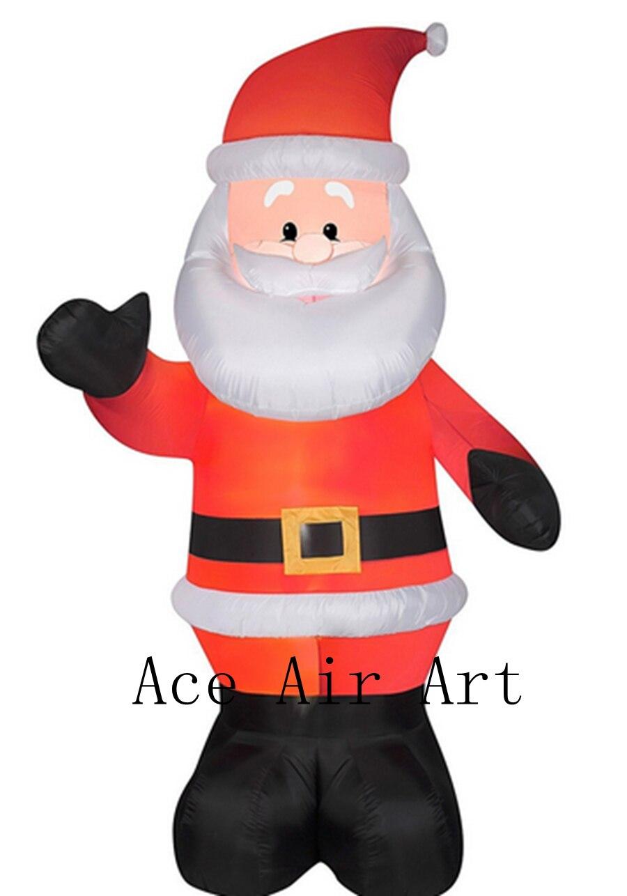 Надувные Рождество украшения распродажа/реклама надувные Рождество старик ...