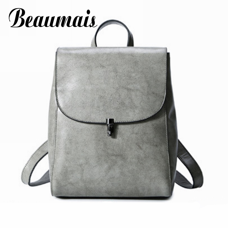 Genuine Leather Backpacks School Bags For Teenager Girls Cowhide Men Backpacks For Women Shoulder Bag Travel Bag Mochila DB6071 high quality genuine leather backpack women bag backpacks preppy style school bag for teenager girls fashion mochila travel bags