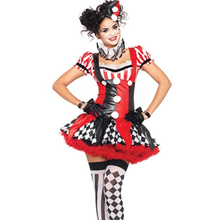 Lots Of Themed Parties Particularly Circus and Halloween Fun and Classic Outfit Harlequin Clown Fancy Dress  sc 1 st  AliExpress.com & Buy harlequins fancy dress and get free shipping on AliExpress.com