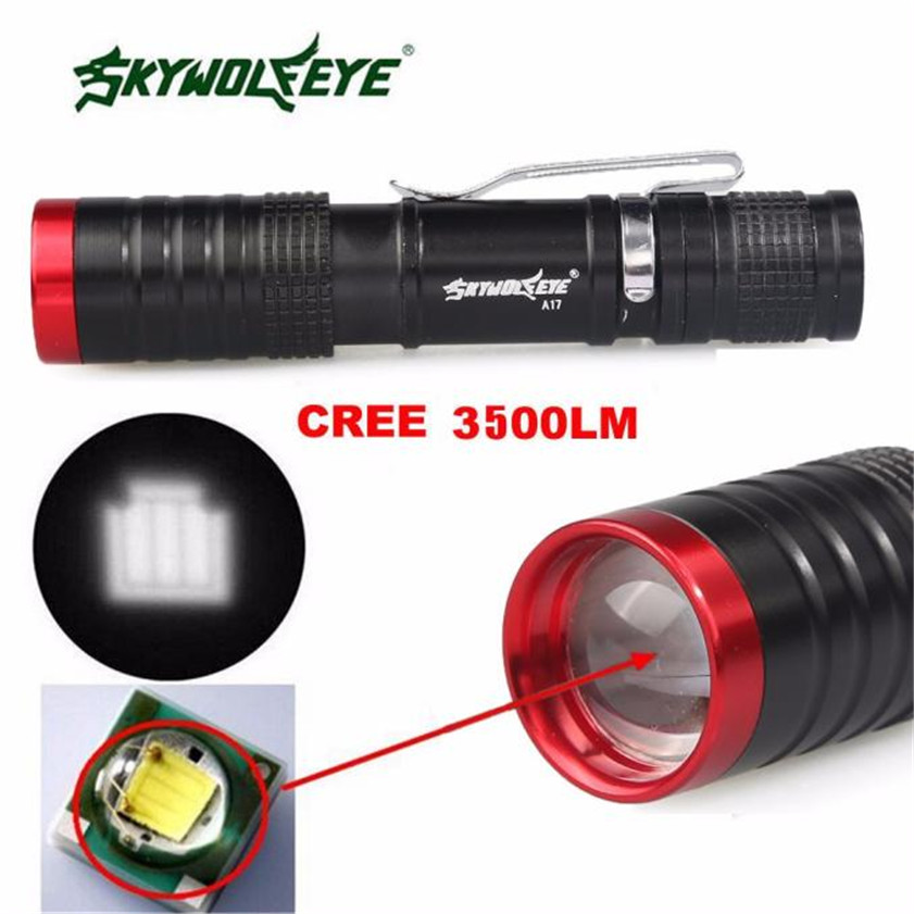 Super 3500 Lumens 3 Modes CREE XML XPE LED Flashlight Torch Lamp Light Outdoor sitemap 3 xml