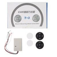 Универсальный Автомобильный руль DVD GPS беспроводной умный кнопочный пульт дистанционного управления