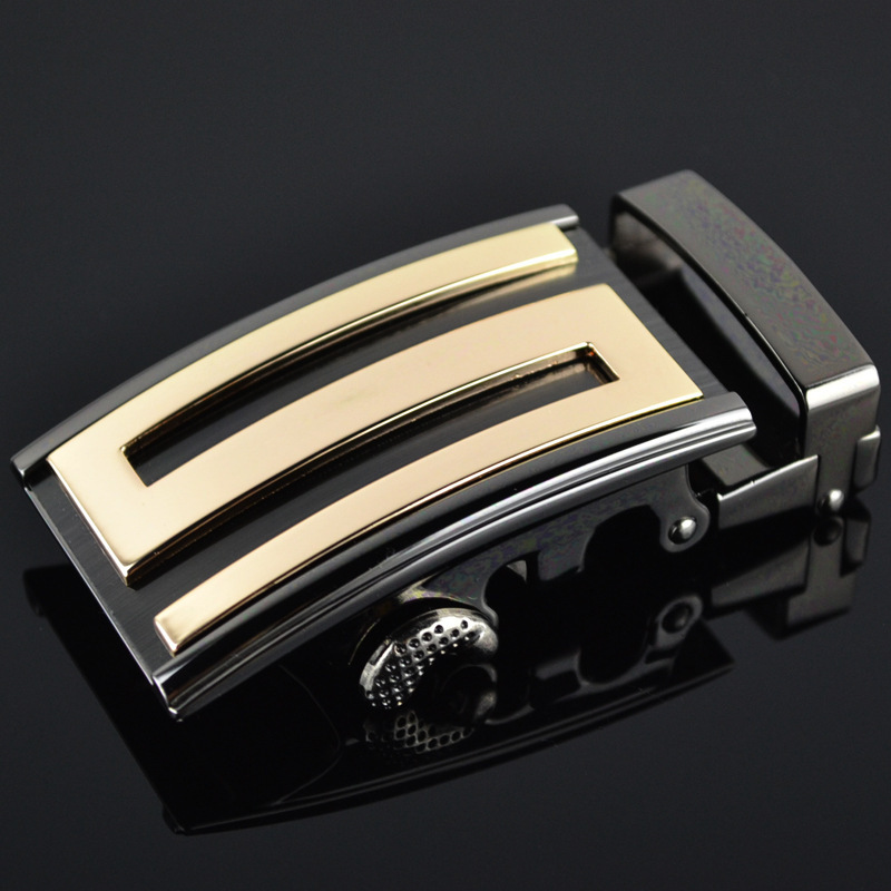 Fashion S Buckle Leading Automatic Belt Buckle Inch Half Buckle Head New Belt Buckle Men's Buckle LY187578