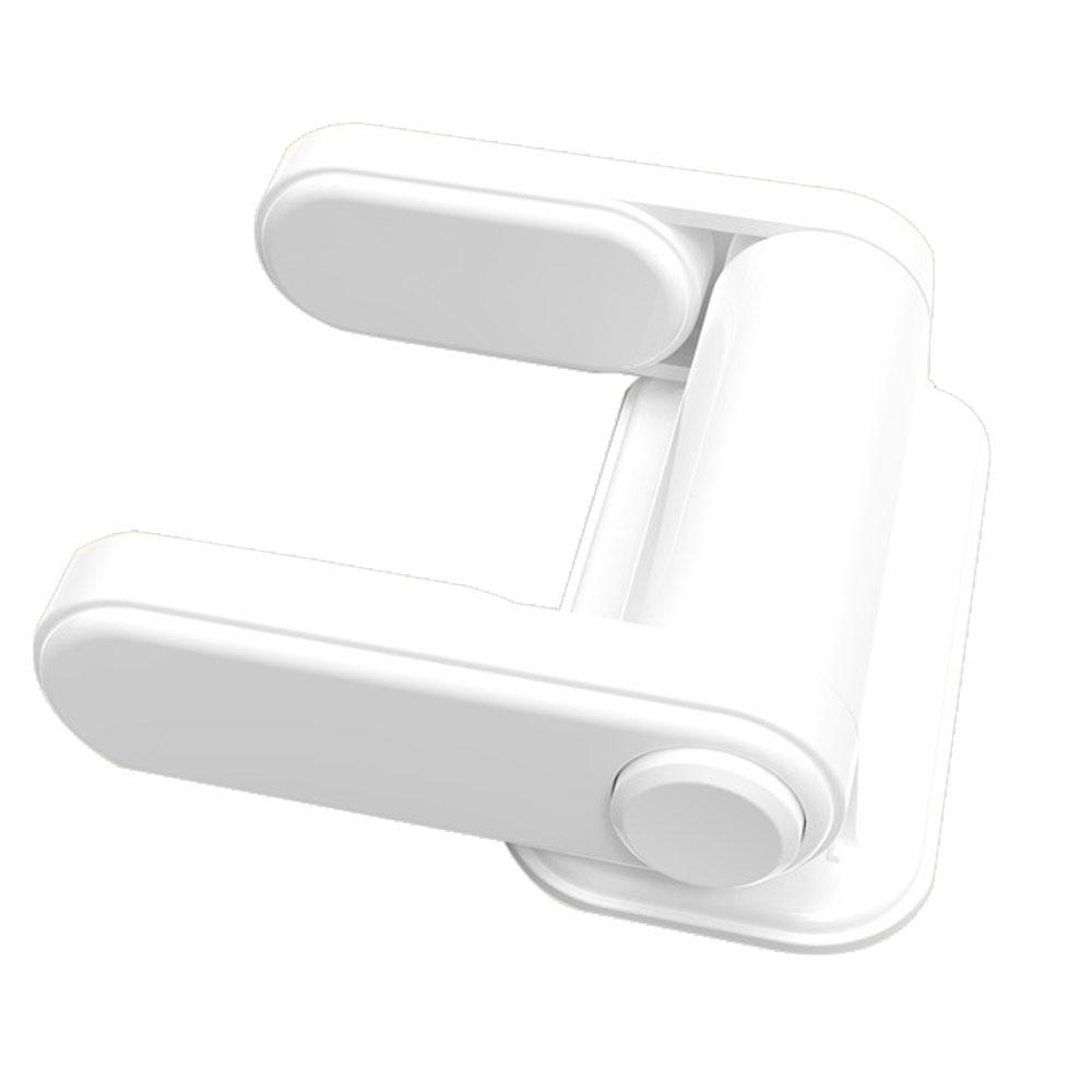 Childproof Safety Door Lock 3M Adhesive Child Knob Lock Baby Safety Door Handle For Bedrooms Balcony