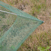 Large Fishing Net for Sale nylon networking Fish Net  Fishing cage Shrimp Net Fishing accessories 80cm x 80cm 100cm x 100cm