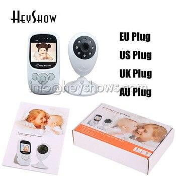Wireless Infrared Night Vision Baby Monitor Bebek Telsizi Babyfoon Ip Camera Smart Security Two Way Audio Intercom Baby Monitor