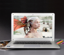 Intel Celeron J1900 Quad Core Ноутбук Ноутбук 4 ГБ ОПЕРАТИВНОЙ ПАМЯТИ и 128 ГБ SSD Веб-Камера HDMI WIFI 14 Дюймов 1600*900 Экран Win 10