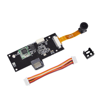 1PC For Hubsan H501M RC Quadcopter Spare Parts Image Transmission Camera Module H501M 08 For FPV Replacement Accessories