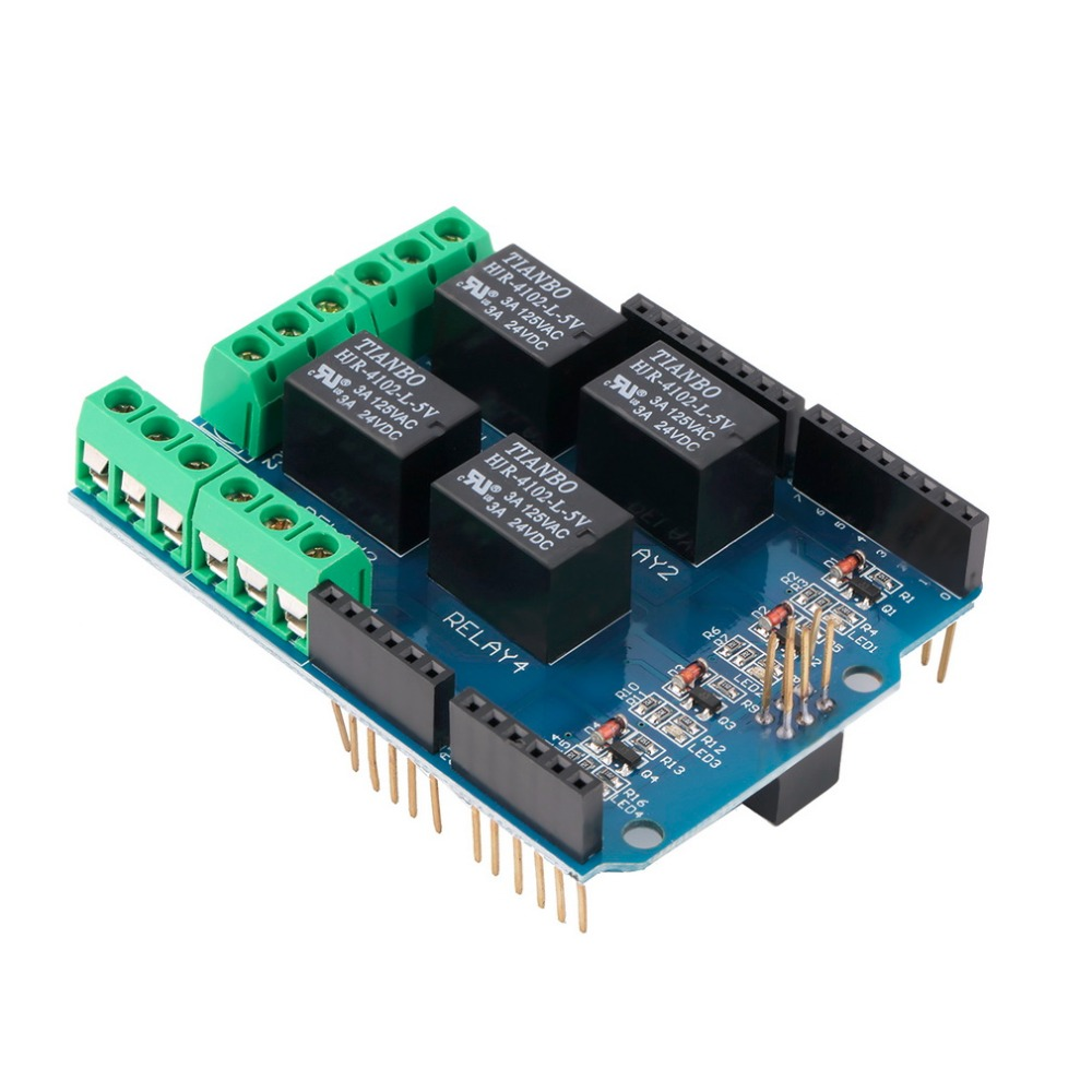 4 Channel 5V Relay Module Board Shield For PIC AVR DSP ARM MCU For Arduino wholesale stainless steel manual push self turning stirrer egg beater whisk mixer kitchen wholesale price