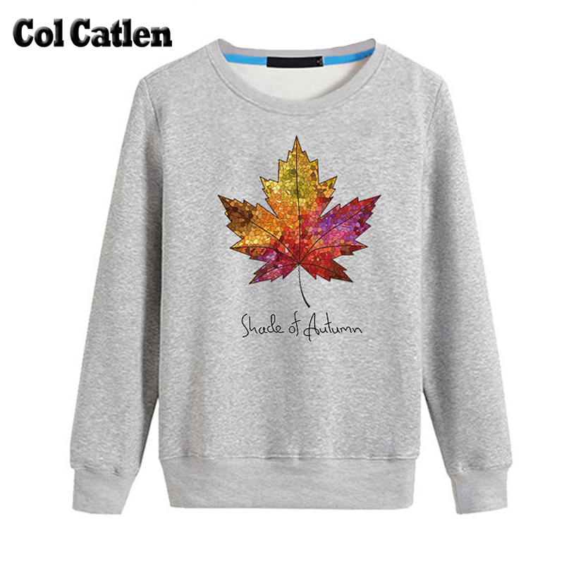 COL CATLEN Pullovers Winter Men's Hoody Printed Sweatshirt