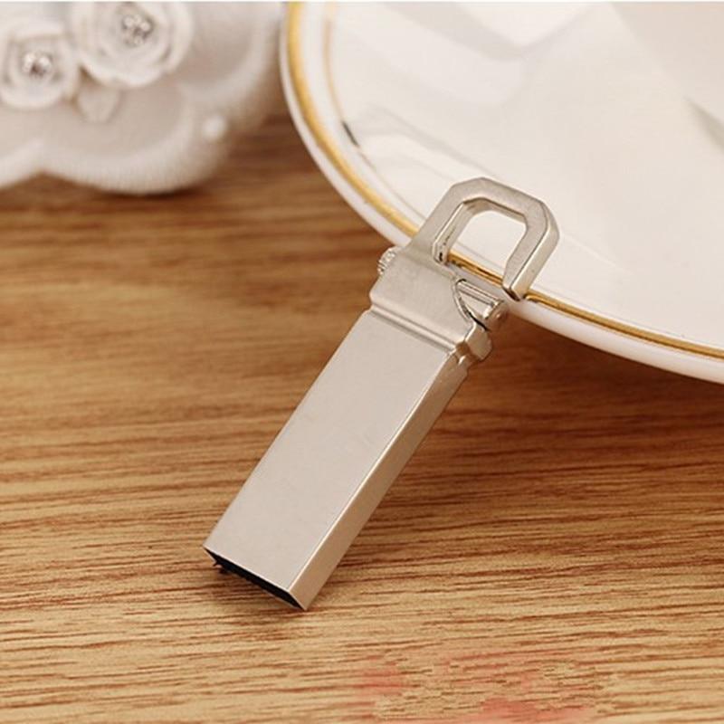mini Key Chain USB Flash Drive USB 2.0 Pendrives 128GB 64GB 32GB 16GB 8GB 4GB Thumbdrive pen drive free package mail