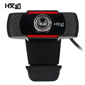 Image 1 - HXSJ Original S20 PC Camera 640X480 Video Record HD Webcam Web Camera With MIC Clip on For Computer For PC Laptop Skype MSN