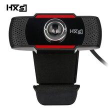 HXSJ الأصلي S20 كاميرا الكمبيوتر 640X480 فيديو سجل HD كاميرا ويب كاميرا ويب مع ميكروفون كليب على للكمبيوتر لأجهزة الكمبيوتر المحمول سكايب MSN