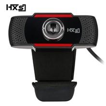HXSJ orijinal S20 PC kamera 640X480 Video kayıt HD Webcam Web kamera MIC Clip on ile bilgisayar PC Laptop Skype MSN
