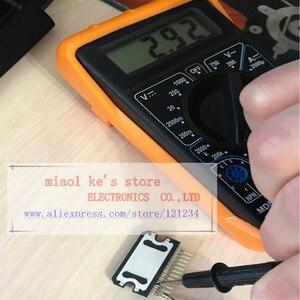 Image 5 - 100% جديد أصلي TDA7850 (4x50 واط) ، 1 قطعة ZIP 25 TDA 7850 هدية: (1 قطعة 10000 فائق التوهج 25 فولت مكثف + 1 حقيبة شحم حراري)