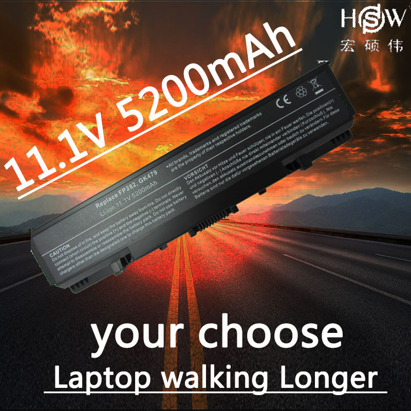 HSW Laptop <font><b>Battery</b></font> for <font><b>Dell</b></font> Vostro 1500 1700 For <font><b>Inspiron</b></font> 1520 1521 <font><b>1720</b></font> 1721 GK479 GR995 KG479 NR222 NR239 TM980 FK890 bateria image