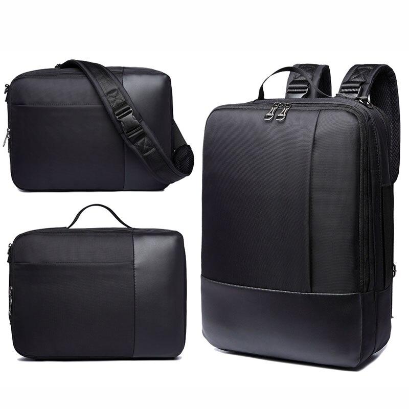 Fashion Waterproof Soft Nylon 15 Inch Laptop Backpack for Men Women Leisure Travel Business School Backpack Handbag Shoulder Bag