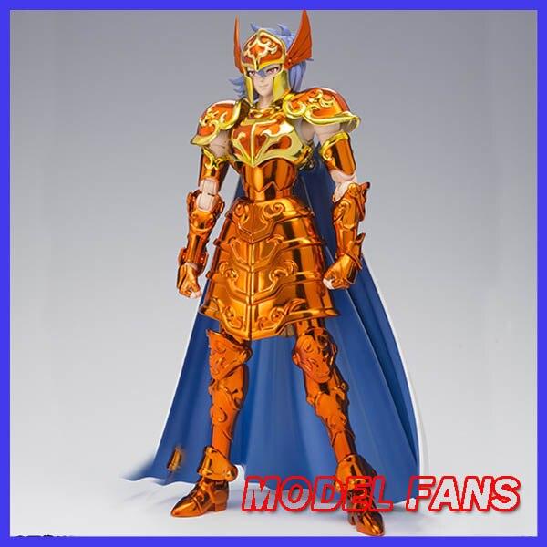 MODEL FANS IN-STOCK toysboy model Saint Seiya EX Marina Solent Cloth Myth Metal armor toy action figure gift шр 22 800
