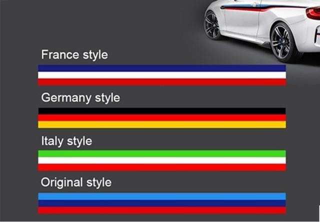 1 Mt Auto Aufkleber Streifen Modellierung Drei Farben For Honda Crv Accord Odeysey Crosstour Fit Jazz City Civic Jade Accessorie In Car Stickers From