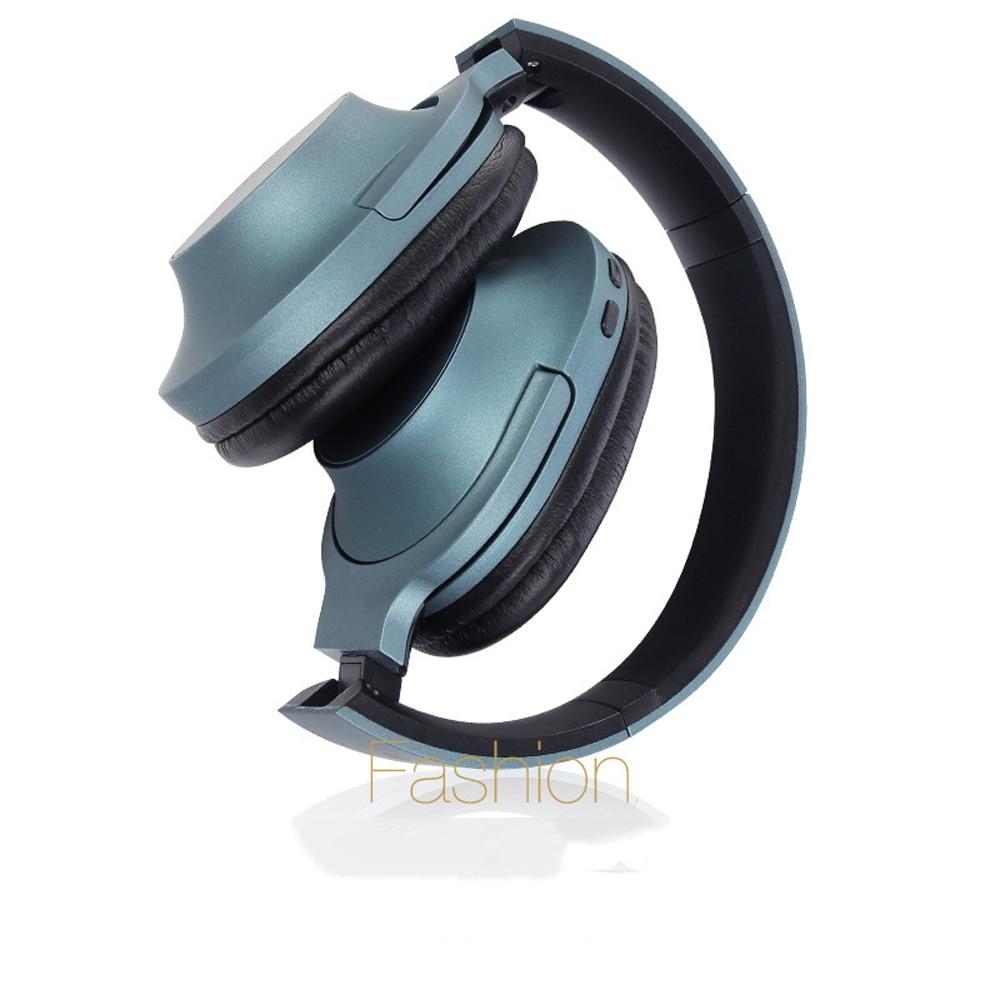 2018 Pliable de plein air casque de musique Support AUX 3.5 mm Casque filaire Bluetooth ecouteurs sans-fil For Xiaomi,Meizu,PC