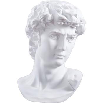 Personaje griego europeo busto boceto adornos de resina simulación Venus escultura de personaje artesanía de escritorio tienda de hogar Decoración regalos