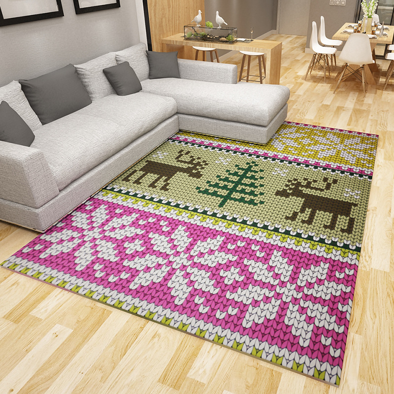 Modern Simplicity Carpets For Living Room Bedroom Coffee