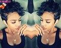 Короткий путь эльфа парик для девушки и женщины синтетические странный фигурные парики мода черные волосы парики парик дешевые парики парики косплей