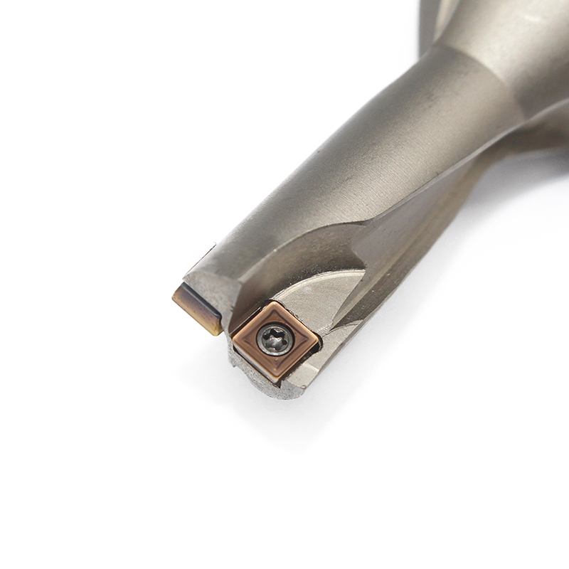 1PC SP C25 3D 13 14 15 16 17 18 19 20 mm U Drill For SP06 Insert Indexable Drill Bit High Speed Steel Metal Drilling цены