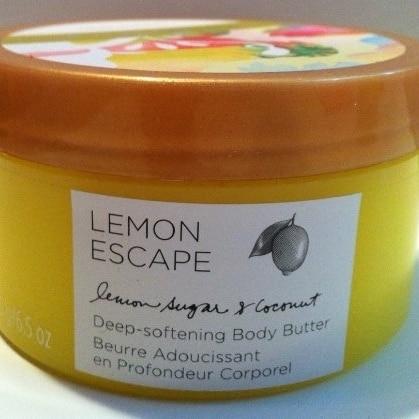 Victoria's Secret Lemon Escape Deep Softening Body Butter 6.5 Oz стоимость