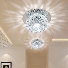 Светодиодный светильник для коридоров, художественная галерея, декоративная Передняя Балконная лампа, современный потолочный светильник для крыльца, светильник для веранды, ing