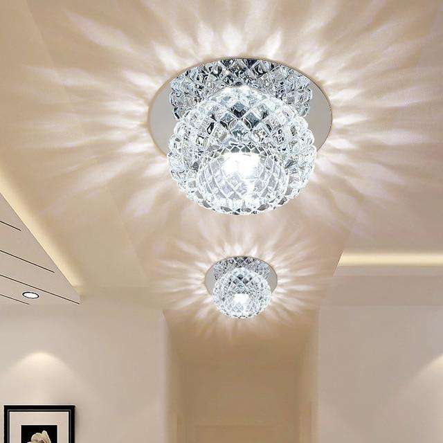 Fesselnd LED Flure Licht Für Kunst Galerie Dekoration Front Balkon Lampe Design  Moderne Veranda Decke Lampe Gang