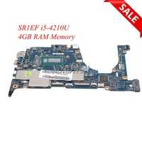NOKOTION ZIVY0 LA A921P REV 2.0 For Lenovo 13.3 Yoga 2 13 20344 SR1EF i5 4210U 1.6GHz Motherboard 4GB RAM Memory